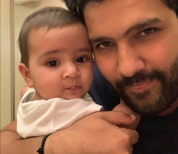 Rohit Sharma Daughter | 10 Adorable Pictures