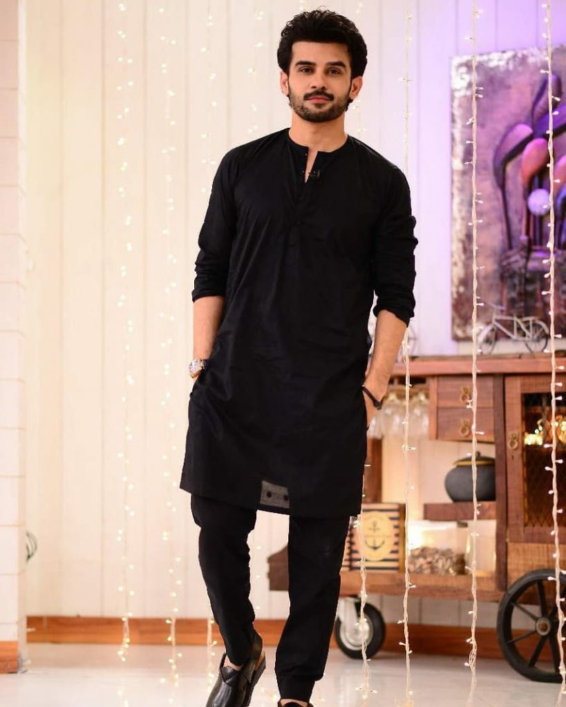 Fahad Sheikh Talks About His Struggle In Media Industry