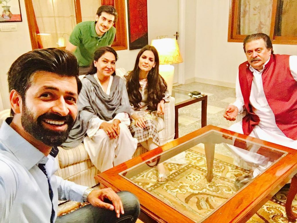 Bhool Jaa Ay Dil Cast In Real Life