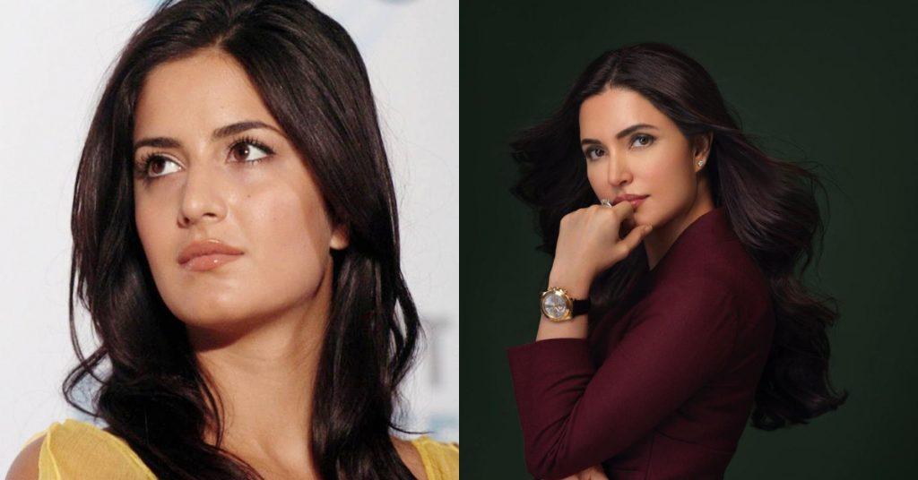 Fazeela Abbasi Striking Resemblance With Katrnia Kaif