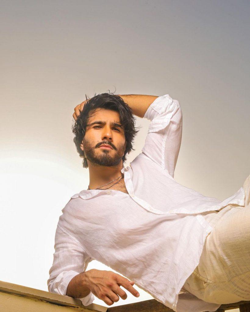 Ridiculous Reason Of Feroze Khan's Come Back In Showbiz Industry