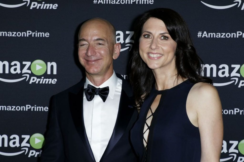 Jeff Bezos Wife | Fantastic Pictures