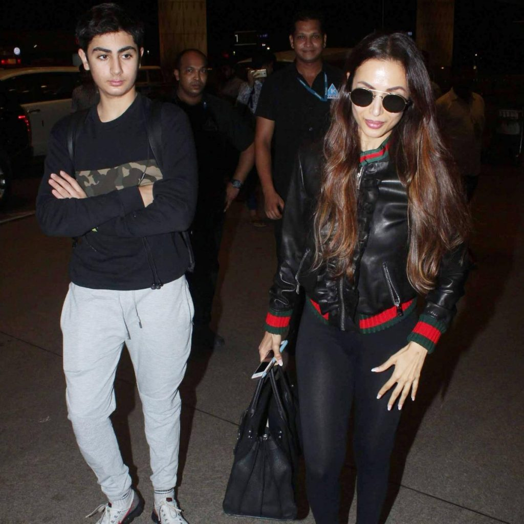 Malaika Arora Son | 10 Beguiling Pictures
