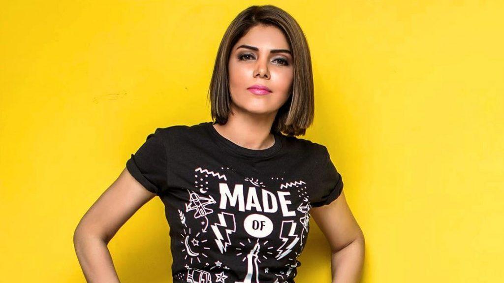 Woman Sues Hadiqa Kiani For Rs.20 Million