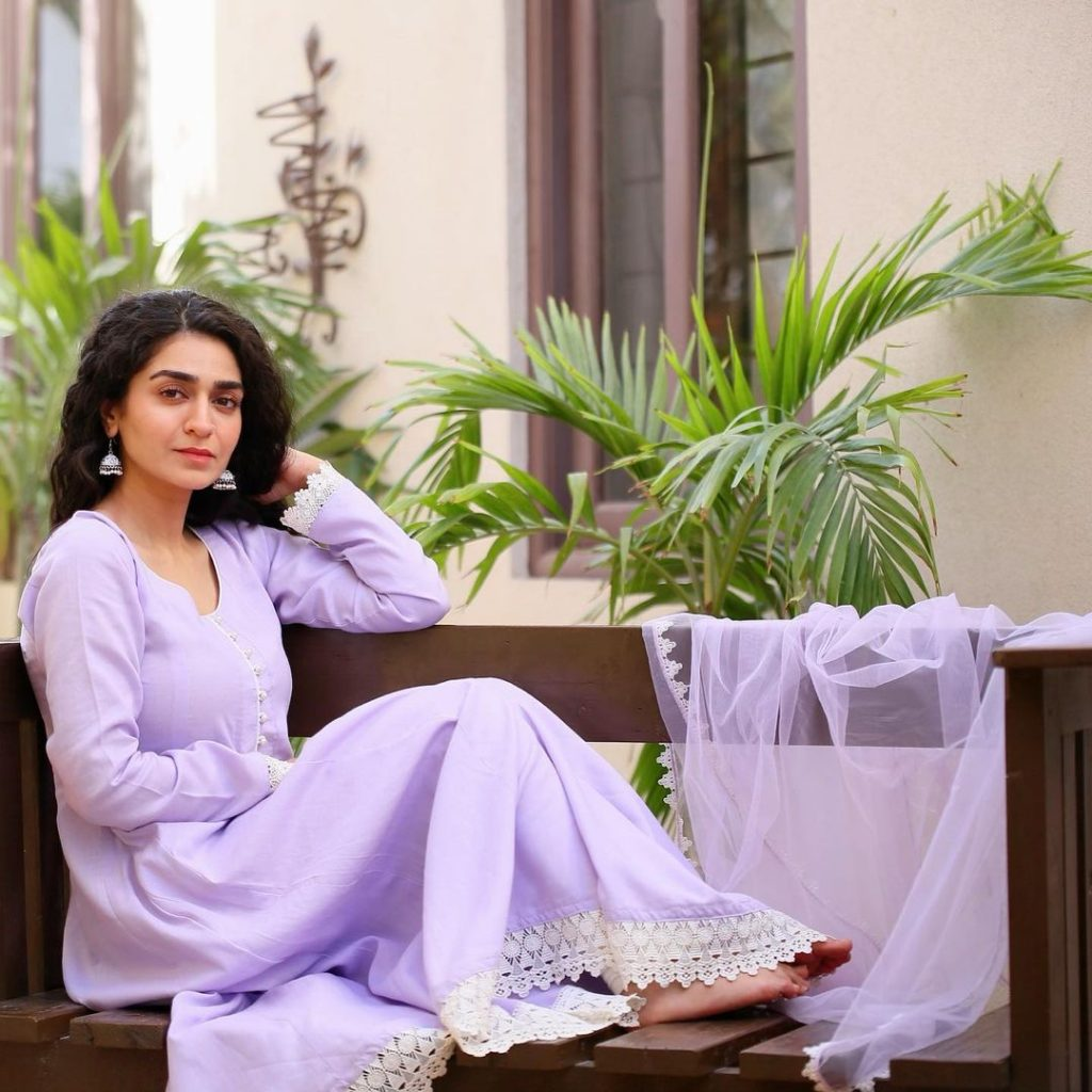 Hajra Yamin Shares Some Memorable Moments From Jalan