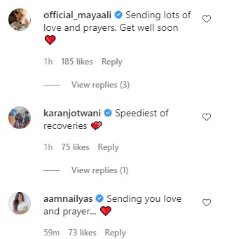 Here Is Why Celebrities Are Praying For Mahira Khan's Health