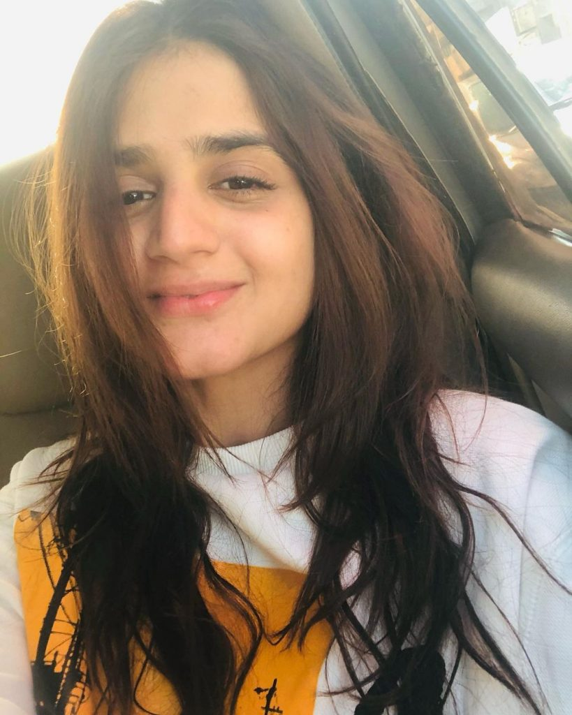 Winter Looks of Hira Mani That are Just Awesome