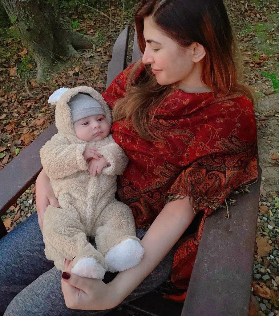 Humayun Saeed Shares Adorable Pictures With Mustafa Hamza Abbasi