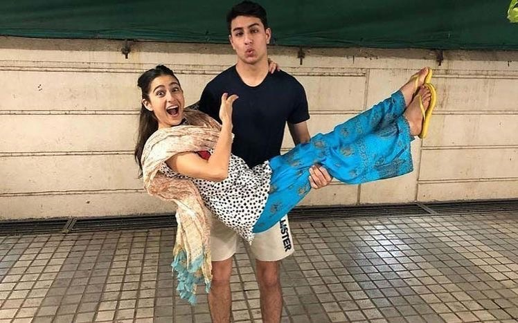 Saif Ali Khan Son | 10 Lovely Pictures