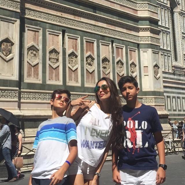 Malaika Arora Son | 10 Stunning Pictures