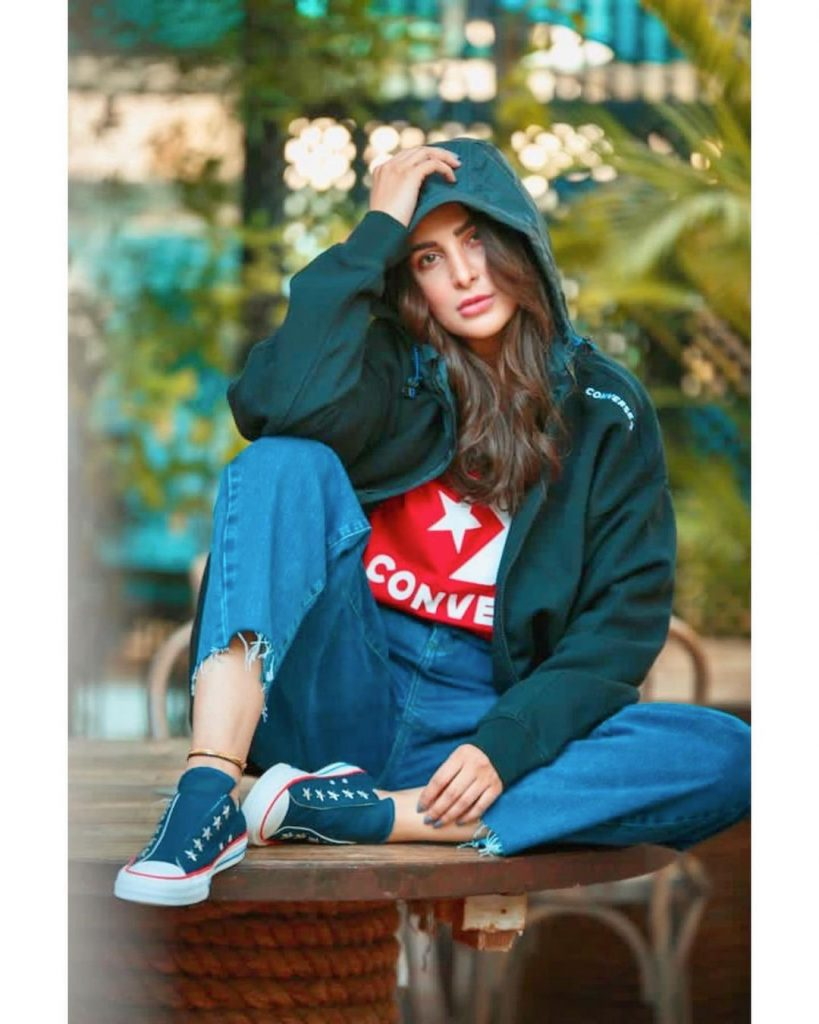 Winter Collection of Areeba Habib | Chilly Pictures