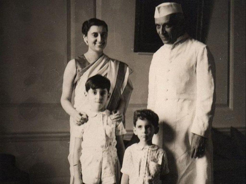 Indira Gandhi Husband   10 Historic Pictures