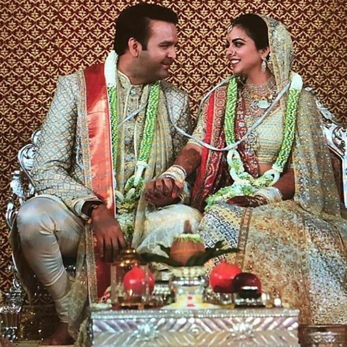 Isha Ambani Husband | 10 Endearing Pictures