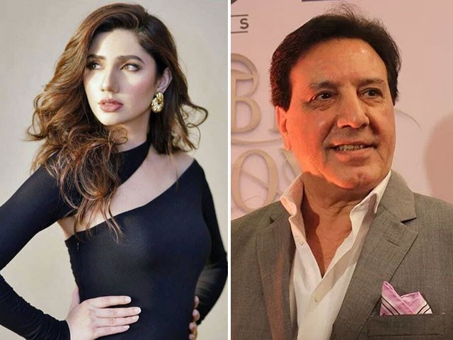 Javed Sheikh Talked About Mahira Khan Controversy