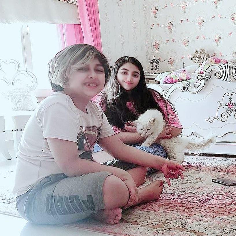 Latest Family Photos of Javeria Saud