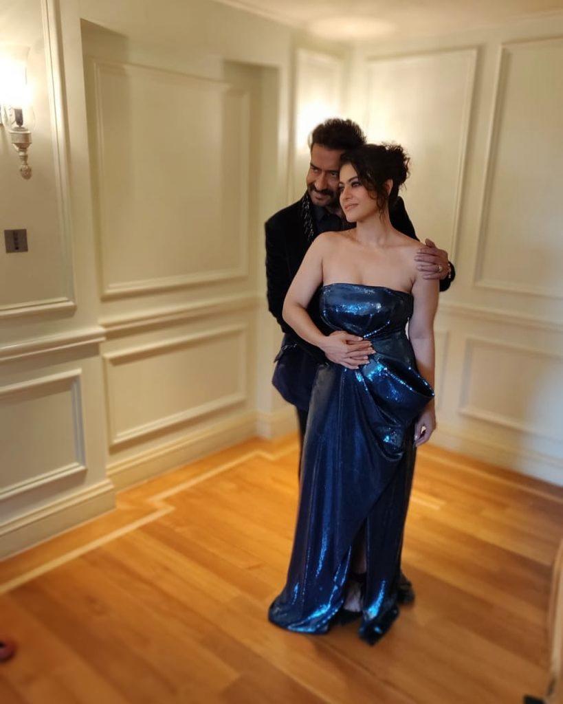 Kajol Husband | 10 Endearing Pictures