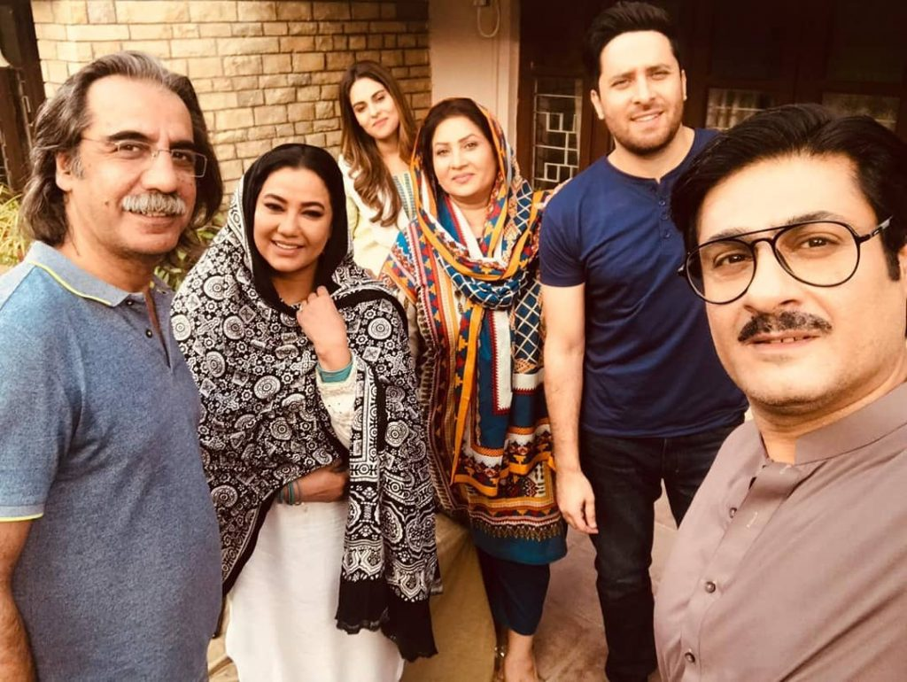 Latest Pictures of Kamran Jilani with His Family and Friends