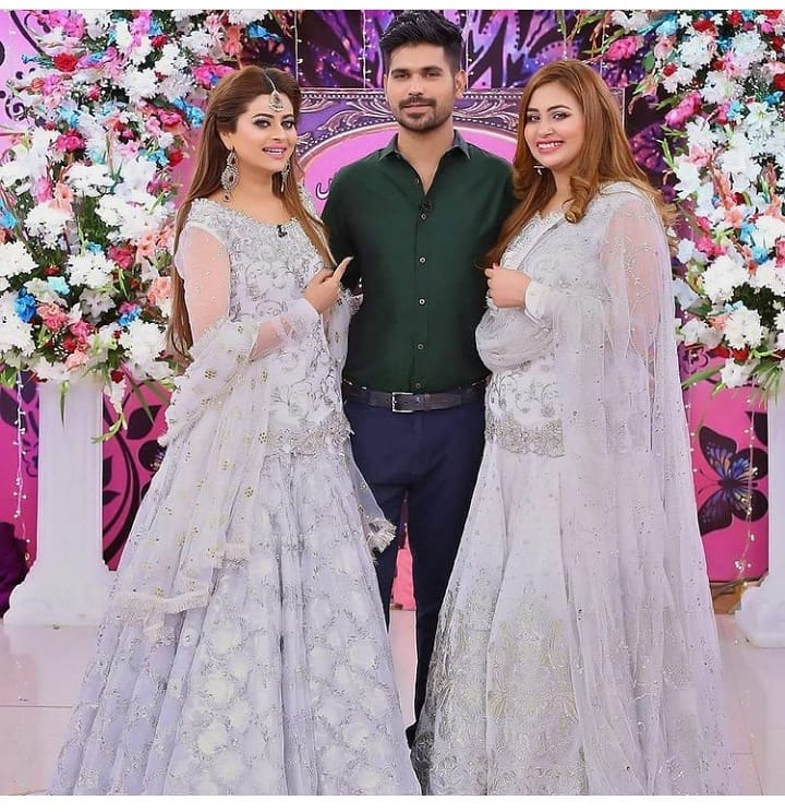 Latest Photos of Kashif Aslam With His Popular Clients