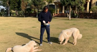 How PM Imran Khan spent his weekend ???