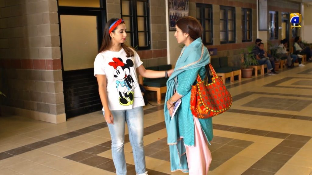 Komal Aziz Khan Talking About Her Character In Raaz-e-Ulfat