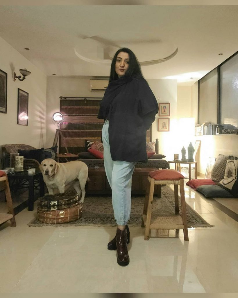 Latest Beautiful Pictures Of Nadia Afgan