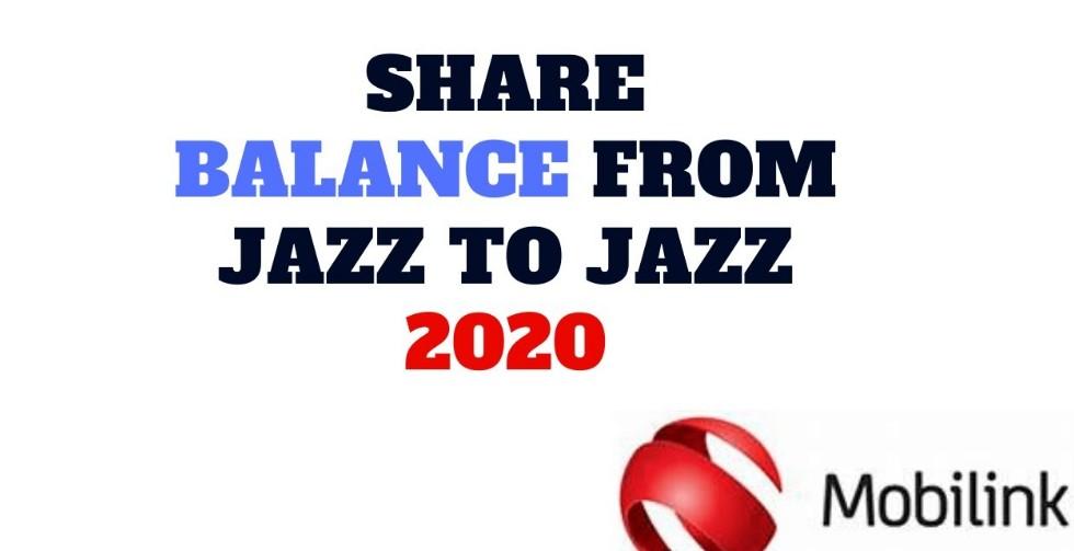 how-to-share-jazz-balance