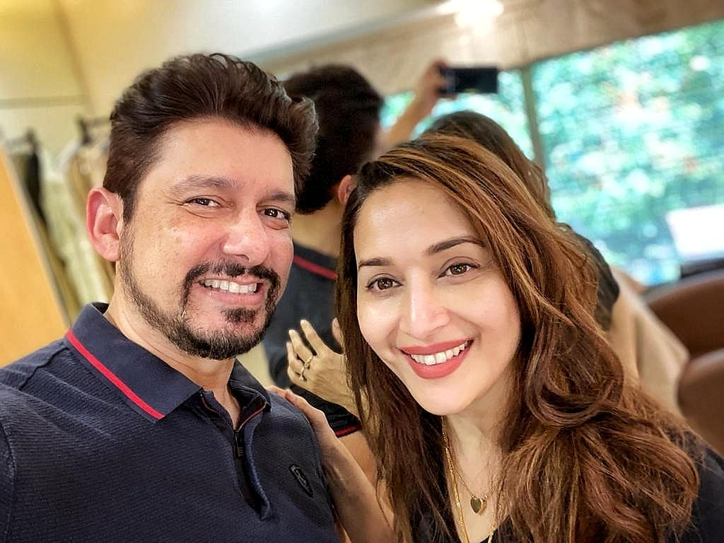 Madhuri Dixit Husband | 10 Alluring Pictures