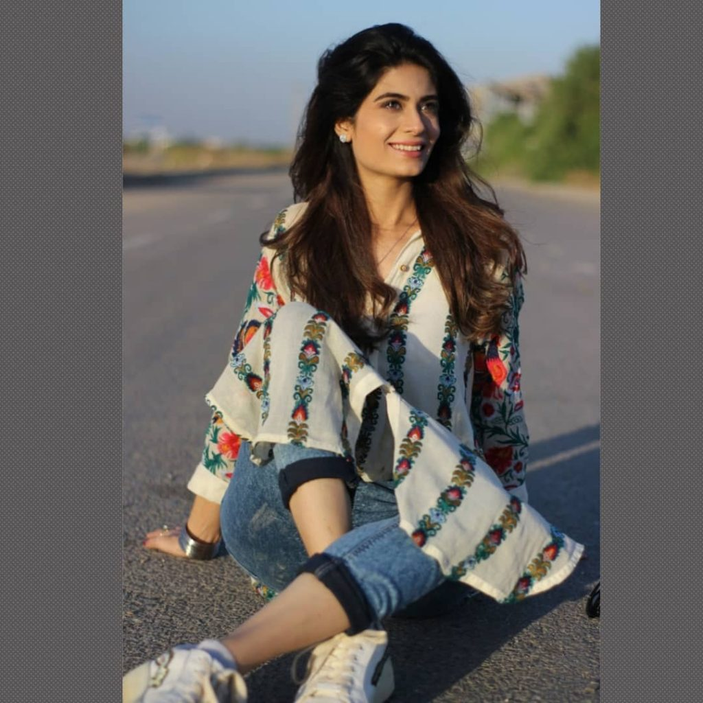 Latest Pictures of Madiha Iftikhar From Instagram