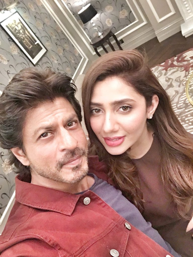 Mahira Khan Shares Her Experience From The Set Of Raees