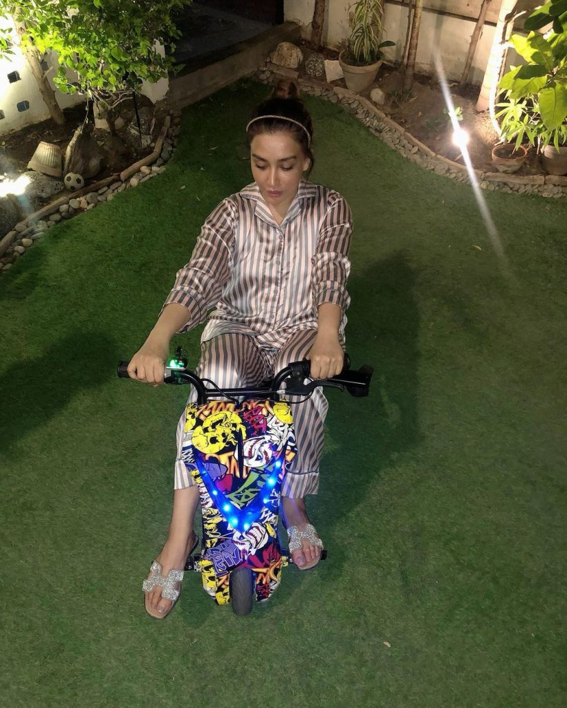 Sporty Pictures of Maira Khan That You Must Check Out