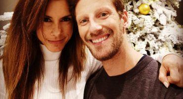 Romain Grosjean Wife | 10 Lovely Pictures