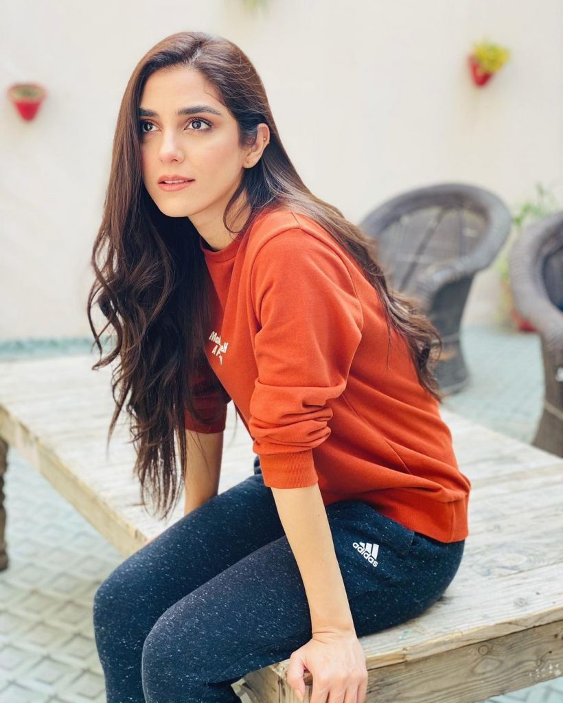 Maya Ali Talking About Her Upcoming Project