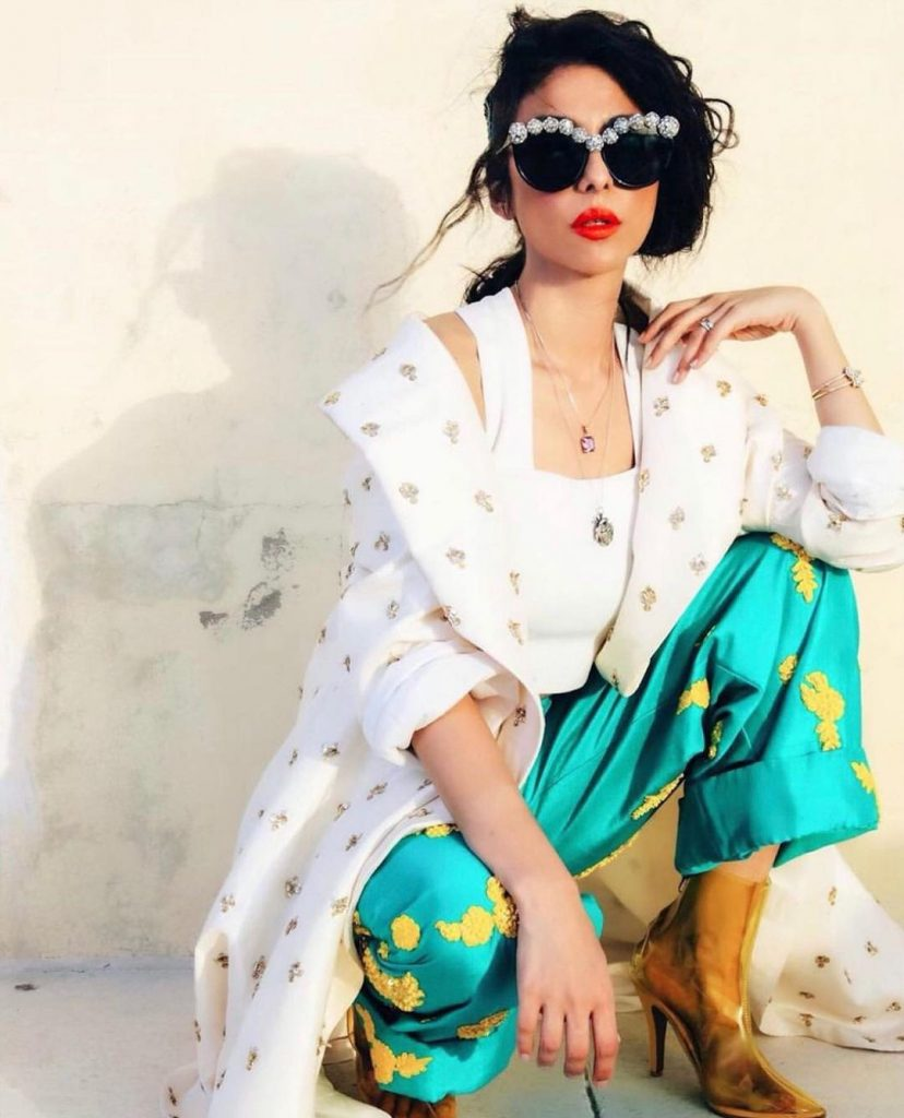 The Funky Side of Meesha Shafi | Lovely Pictures