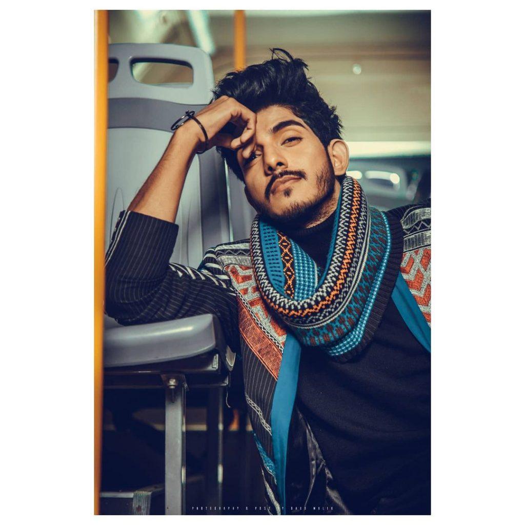 Vintage Looks of Mohsin Abbas Haider