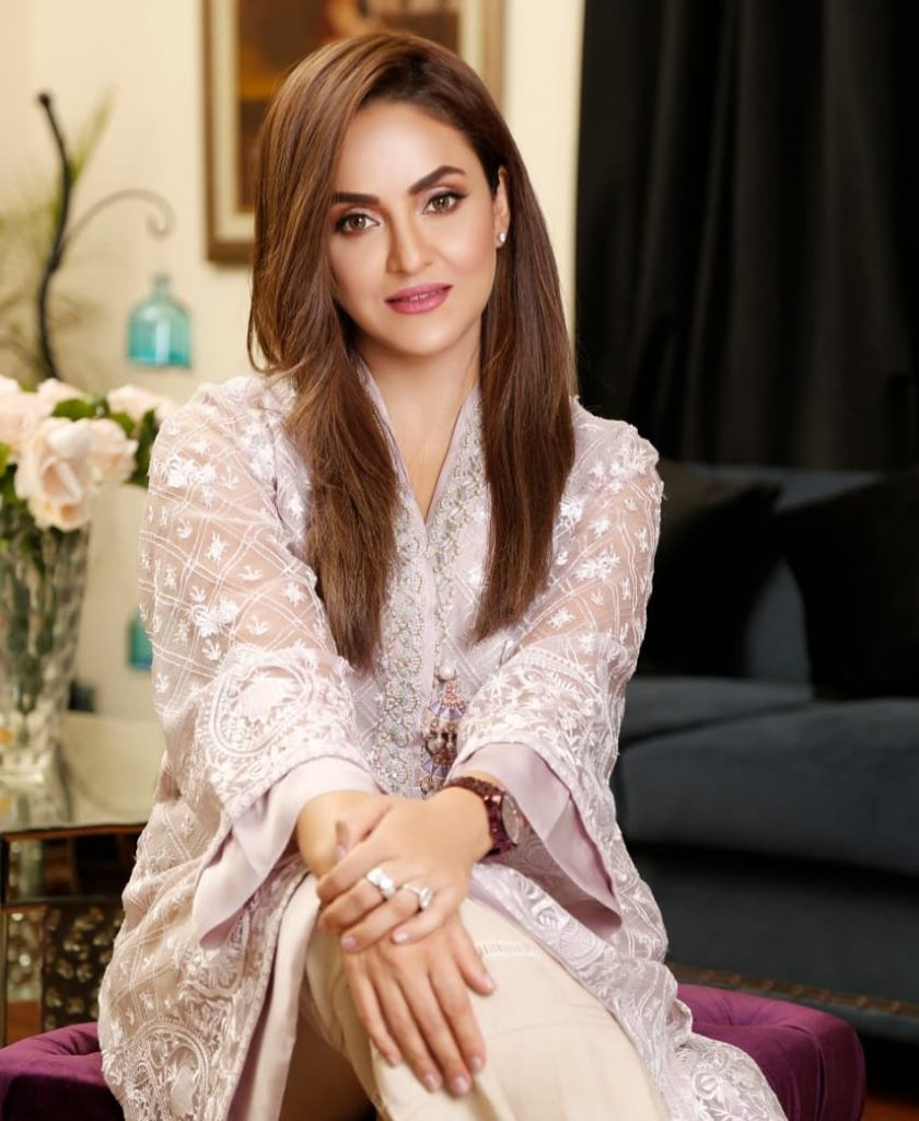 Nadia Khan Got Engaged