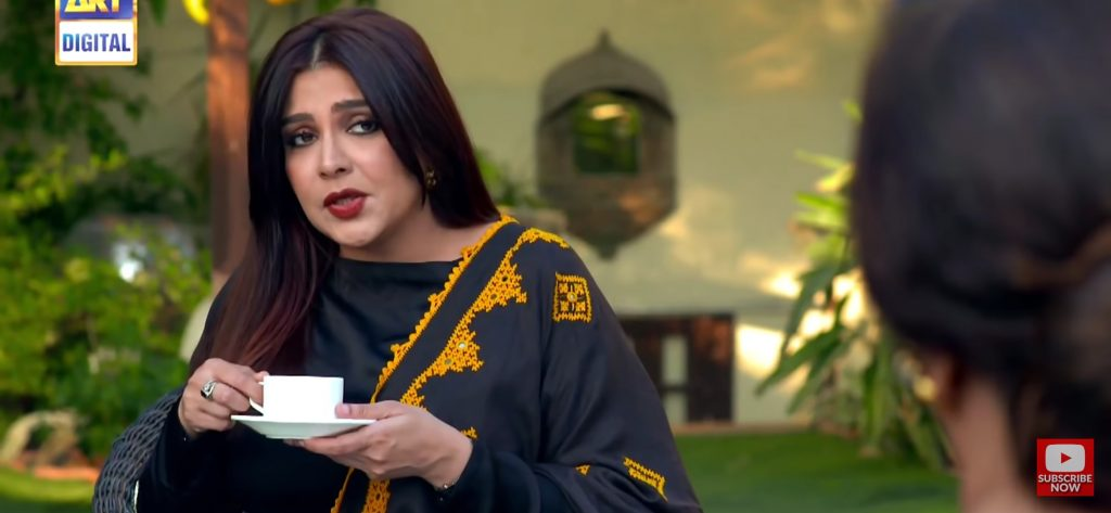 Here Is Why Javeria Saud Replaced Faiza Hassan In Nand