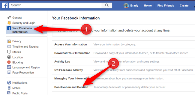 how-to-ddelete-facebook-account