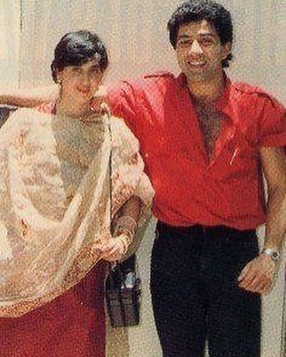 Sunny Deol Wife | 10 Rare Pictures