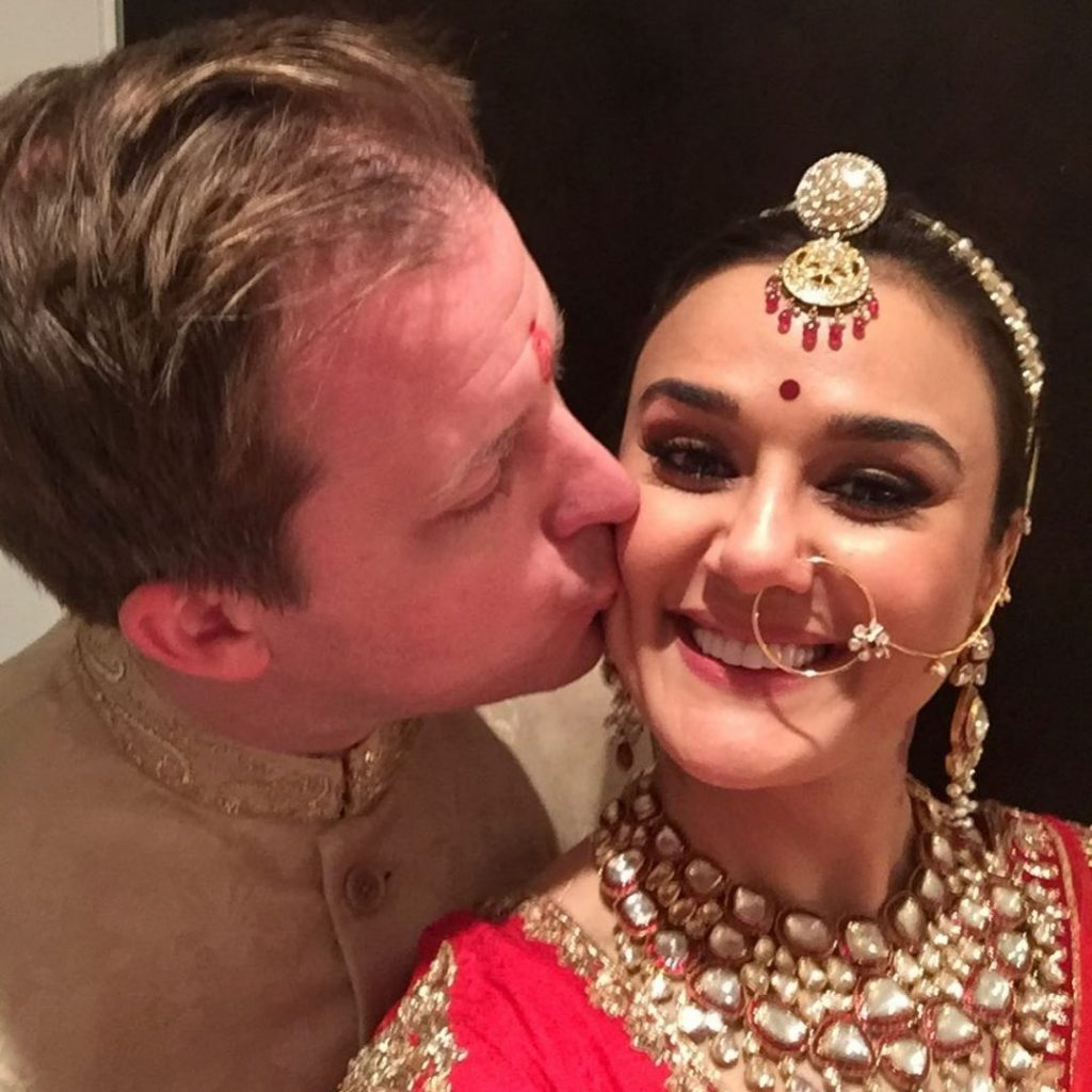 Preity Zinta Husband | 10 Bewitching Pictures
