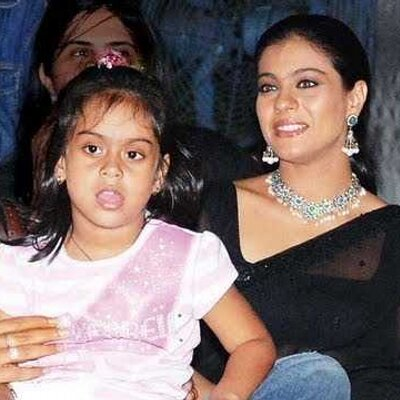 Kajol Daughter | 10 Adorable Pictures