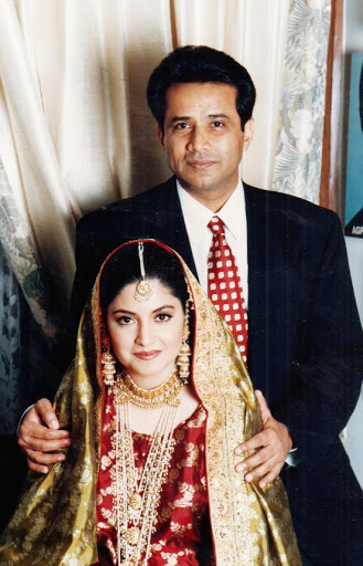 Rare Footage From Nazia Hassan's Wedding