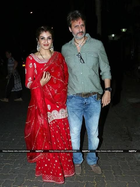 Raveena Tandon Husband | 10 Alluring Pictures