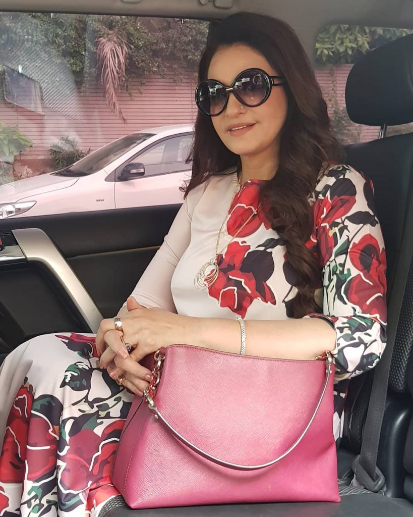 Saba Faisal Shares The Secret Behind Dressing Up So Well Every Time