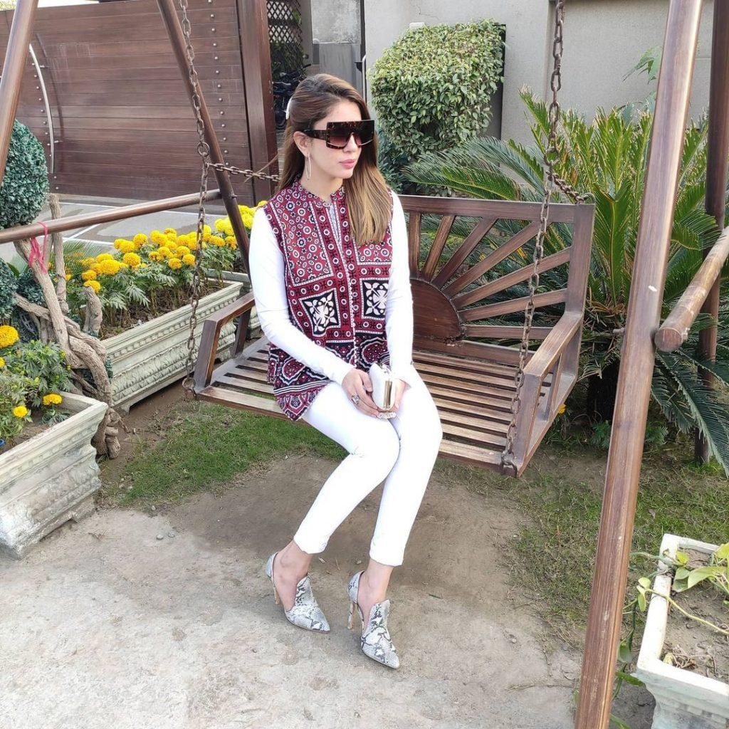 Sadia Faisal's New Winter Looks