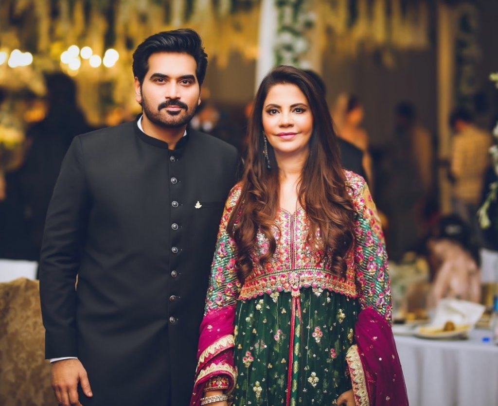 Humayun Saeed Pens Down A Message For His Wife On Her Birthday