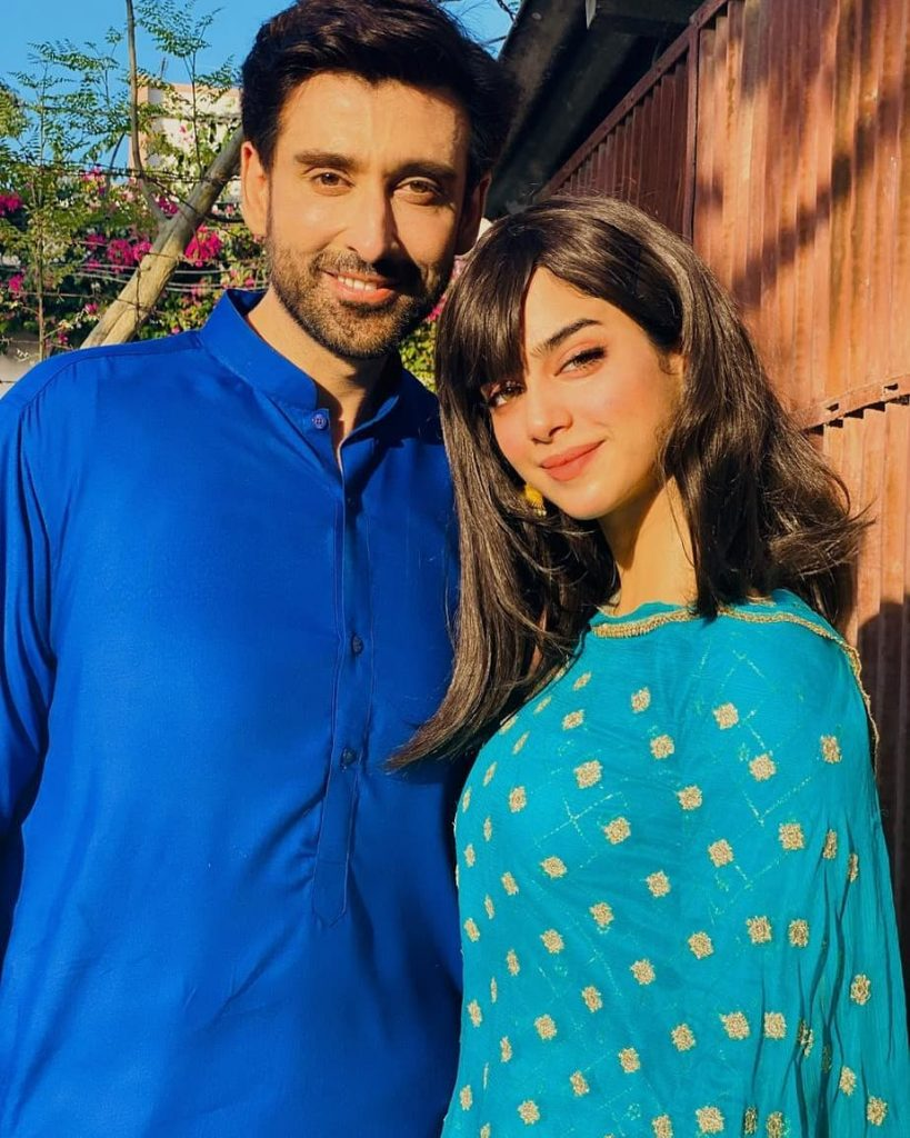 Sami Khan Talks About His Recent Drama Saraab