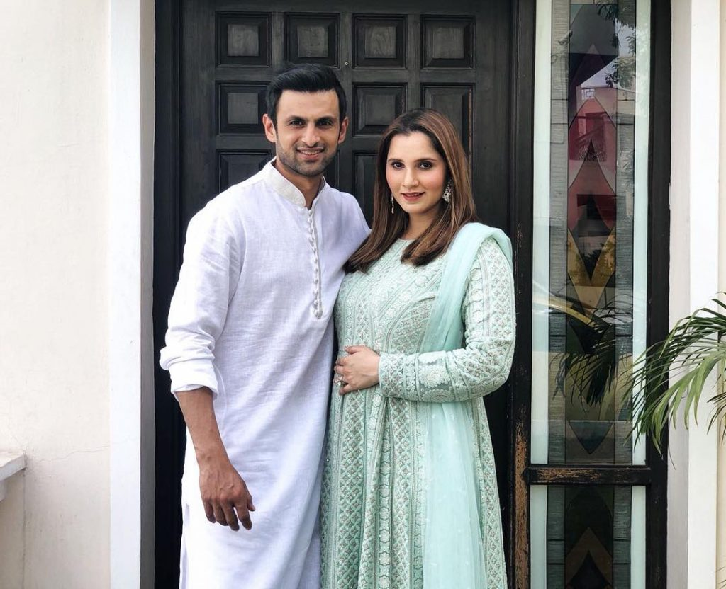 Sania Mirza Husband | 10 Enchanting Pictures