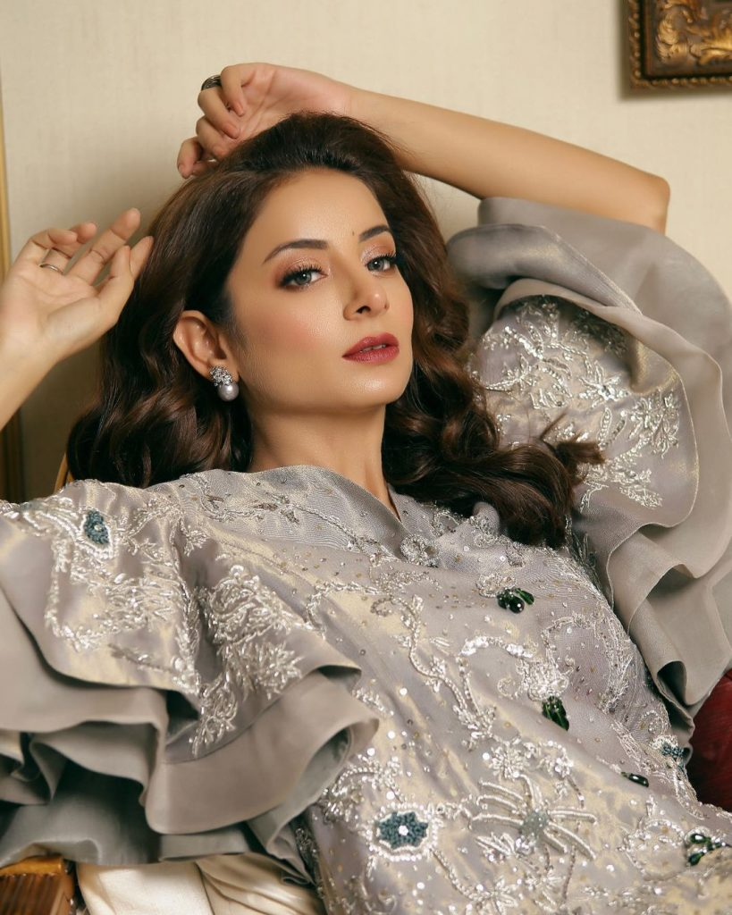 Sarwat Gilani Talks About The Habits Inherited From Her Parents
