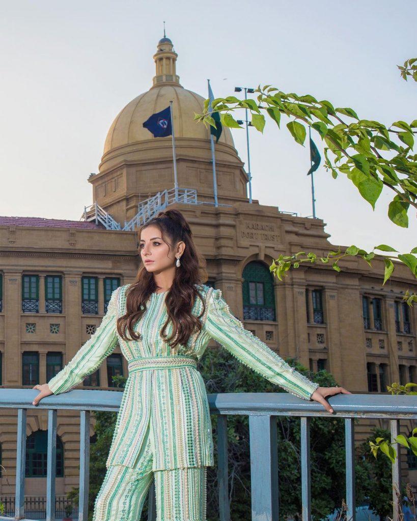 Glamorous Sarwat Gilani In Astonishing Western Dresses