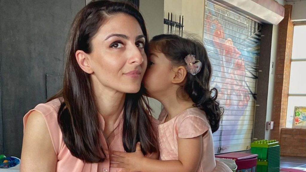 Soha Ali Khan Daughter | 10 Lovable Pictures